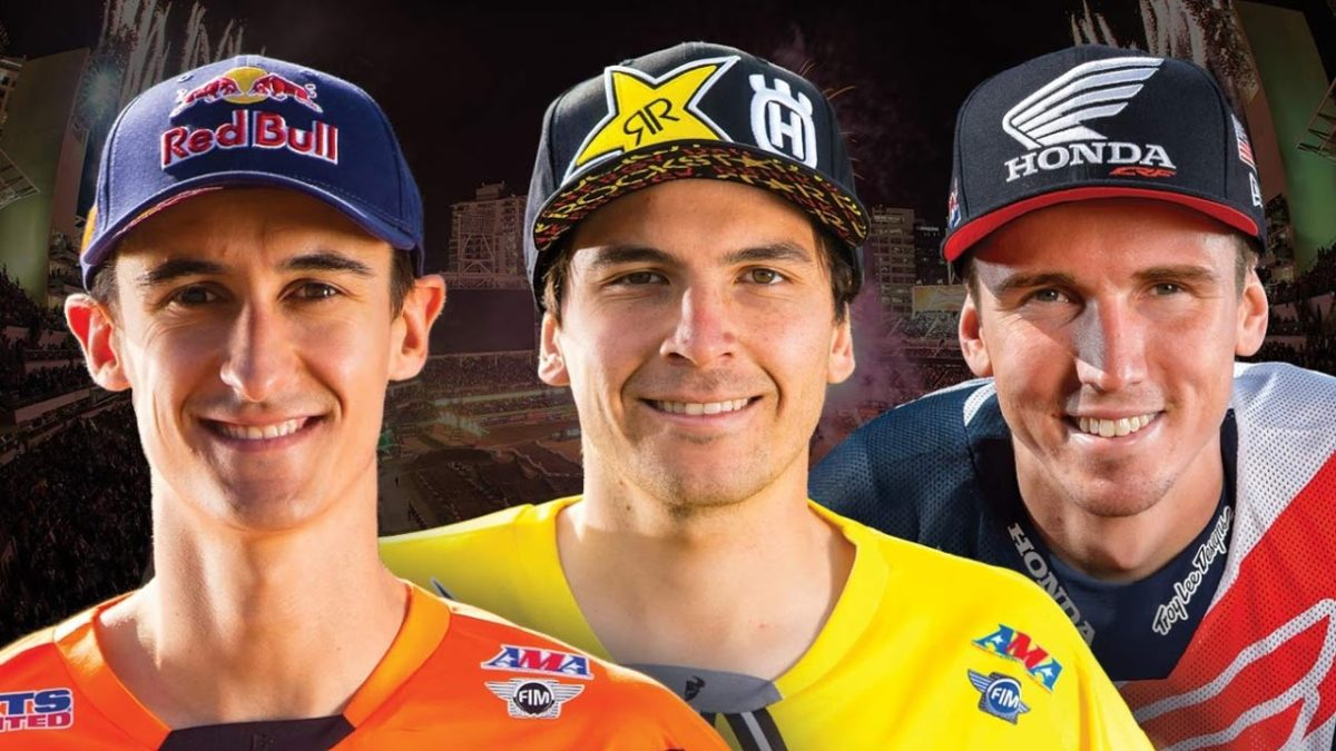 AMA Supercross 2017 – Racer X Films preview, Episode 2: The Leap