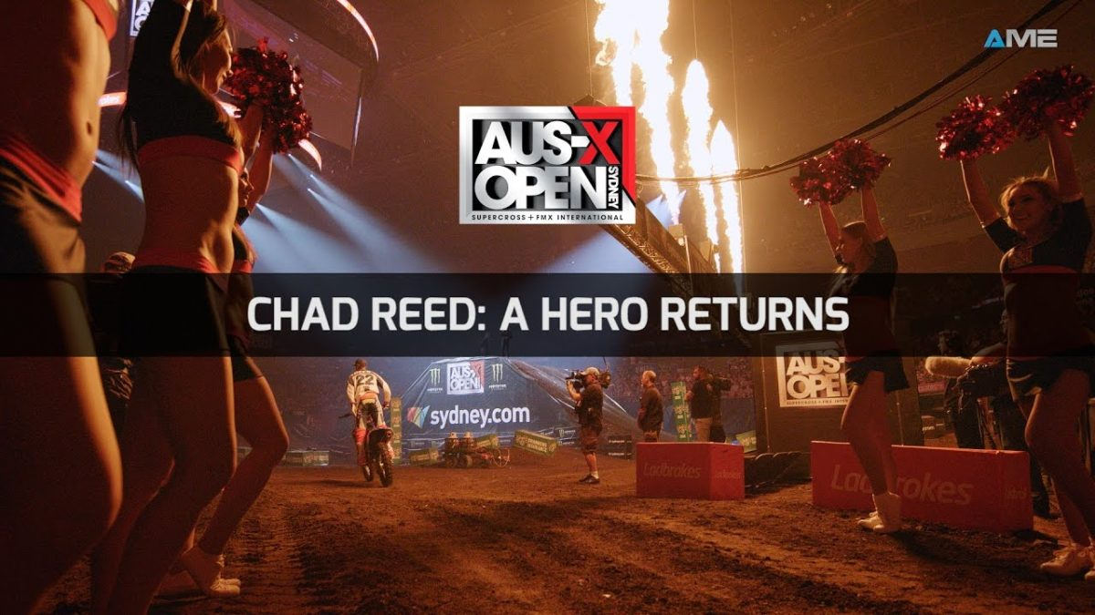 Chad Reed – A Hero returns