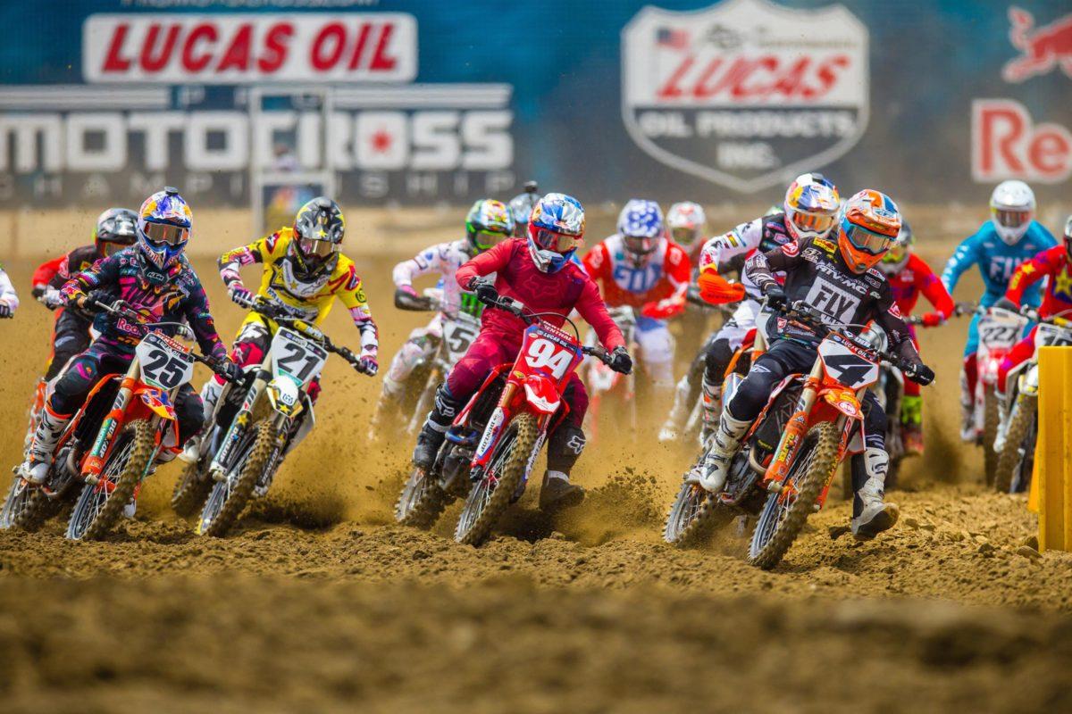 AMA Motocross 2019 kalender