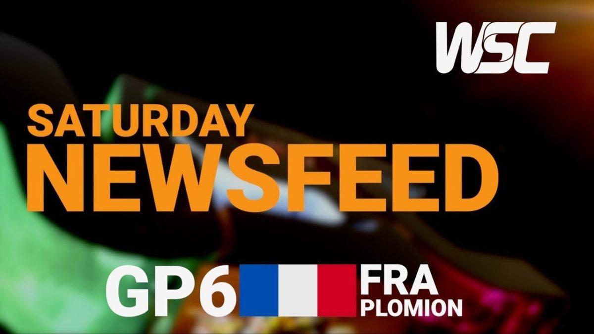 Külgvankrite MM 2019 Prantsusmaa Plomioni kvalifikatsiooni video – WSC sidecarcross