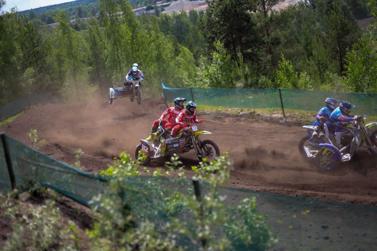Täna sõidetakse Hollandi külgvankrite motokrossi meistrivõistluste etapp Varsseveldis
