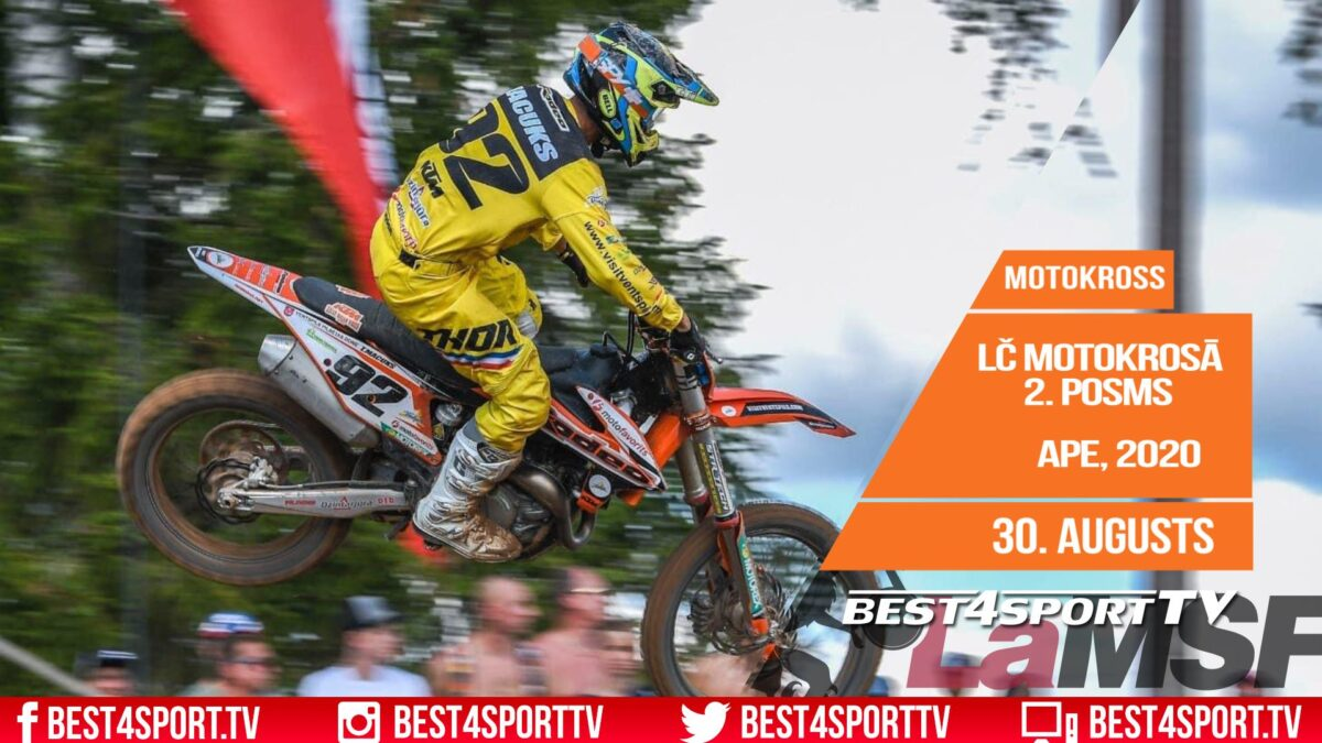 2020 Latvian motocross championship Ape race results, images and videos