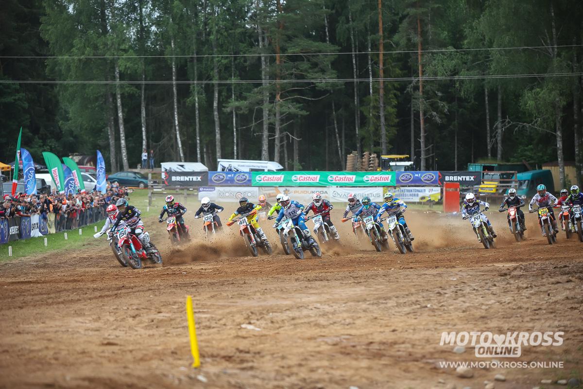 Avalikustati esialgne motokrossi Eesti Meistrivõistluste 2021. aasta kalender