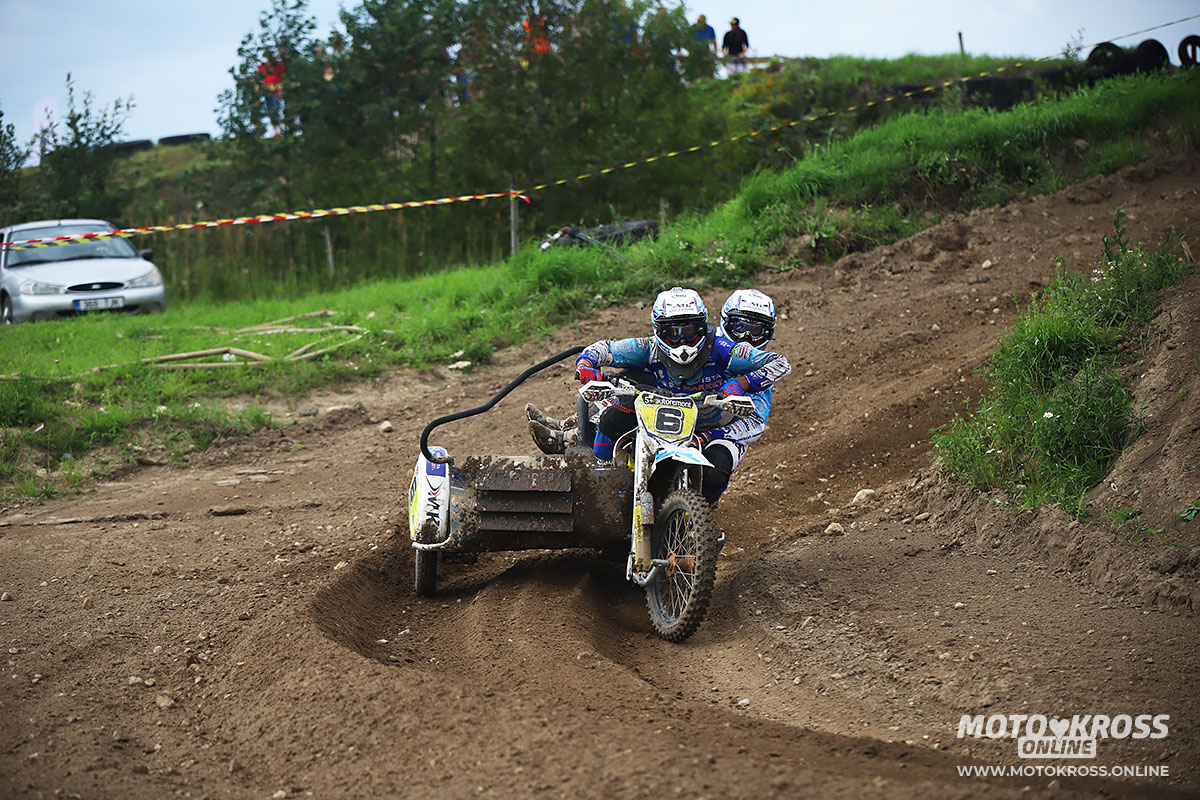 Sidecars and quads EMV 2020 Türi results, pictures and videos