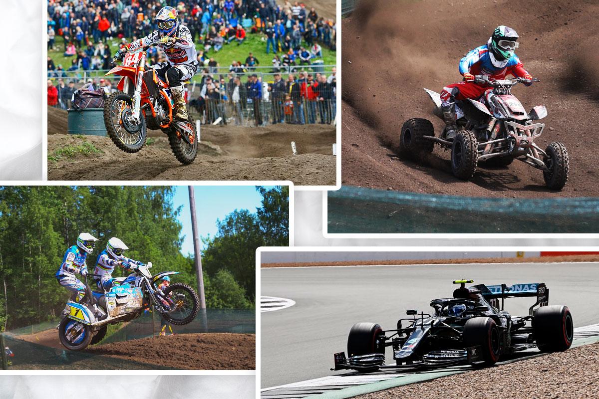 Käesoleval nädalavahetusel on rohkelt mootorite sporti