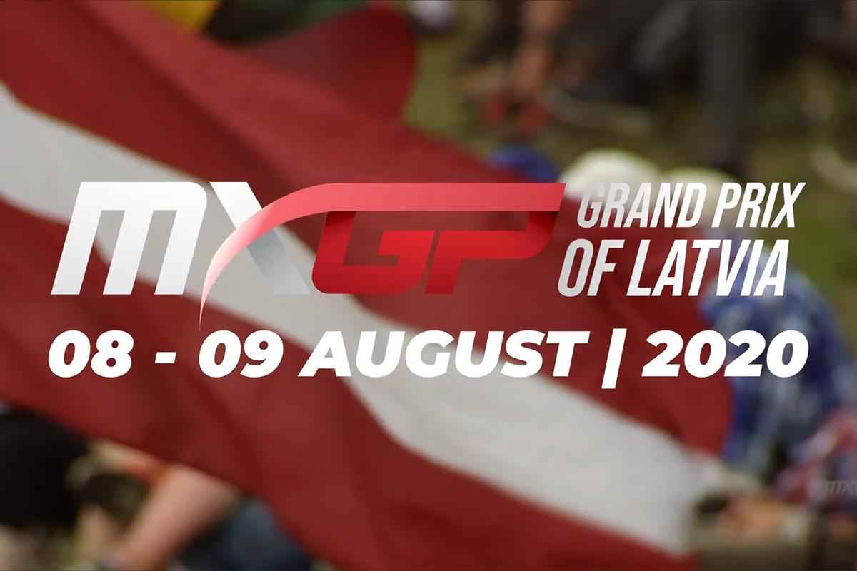 MXGP jätkub pärast pikka pausi lõpuks Lätis Kegumsis