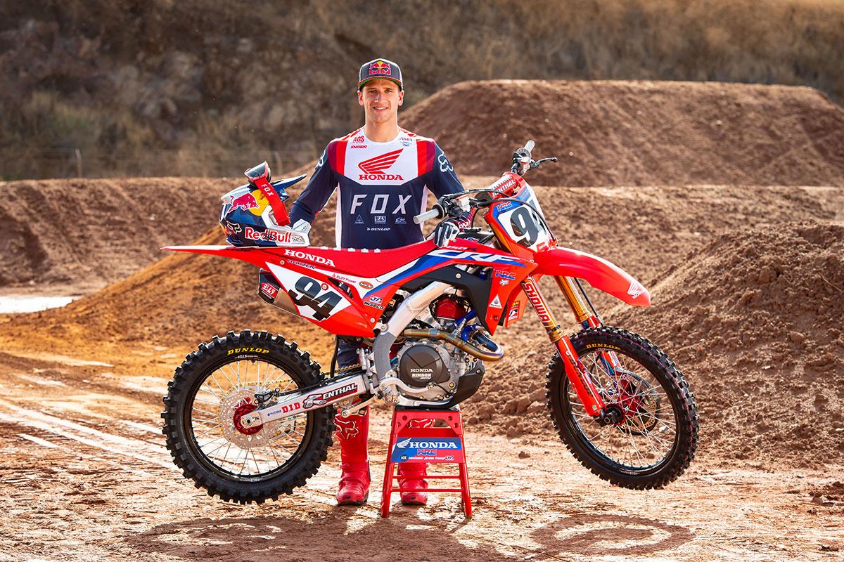 Roczen to Miss AMA Pro Motocross Series