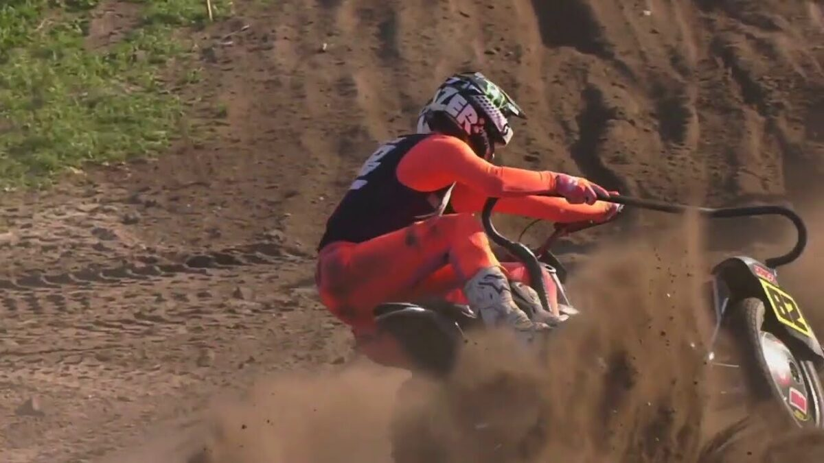 Bax/Musset võit Hollandi meistrivõistluste etapil Oss-is – Arno van den Brink