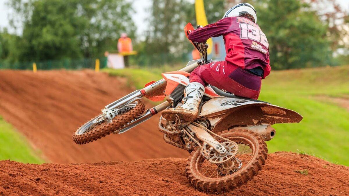Castrol motokrossi Eesti meister 2020 MX1 klassis, Karel Kutsar
