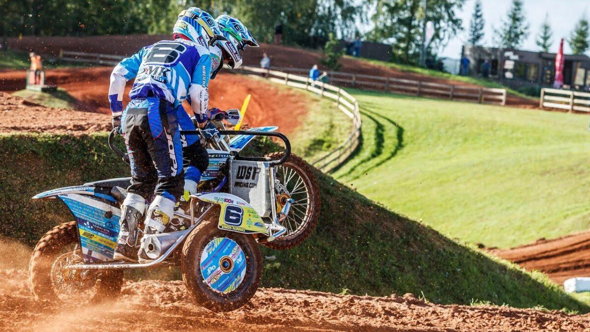 Lari Kunnase kommentaarid pärast Eesti külgvankrite motokrossi meistritiitli võitu koos Kert Varikuga