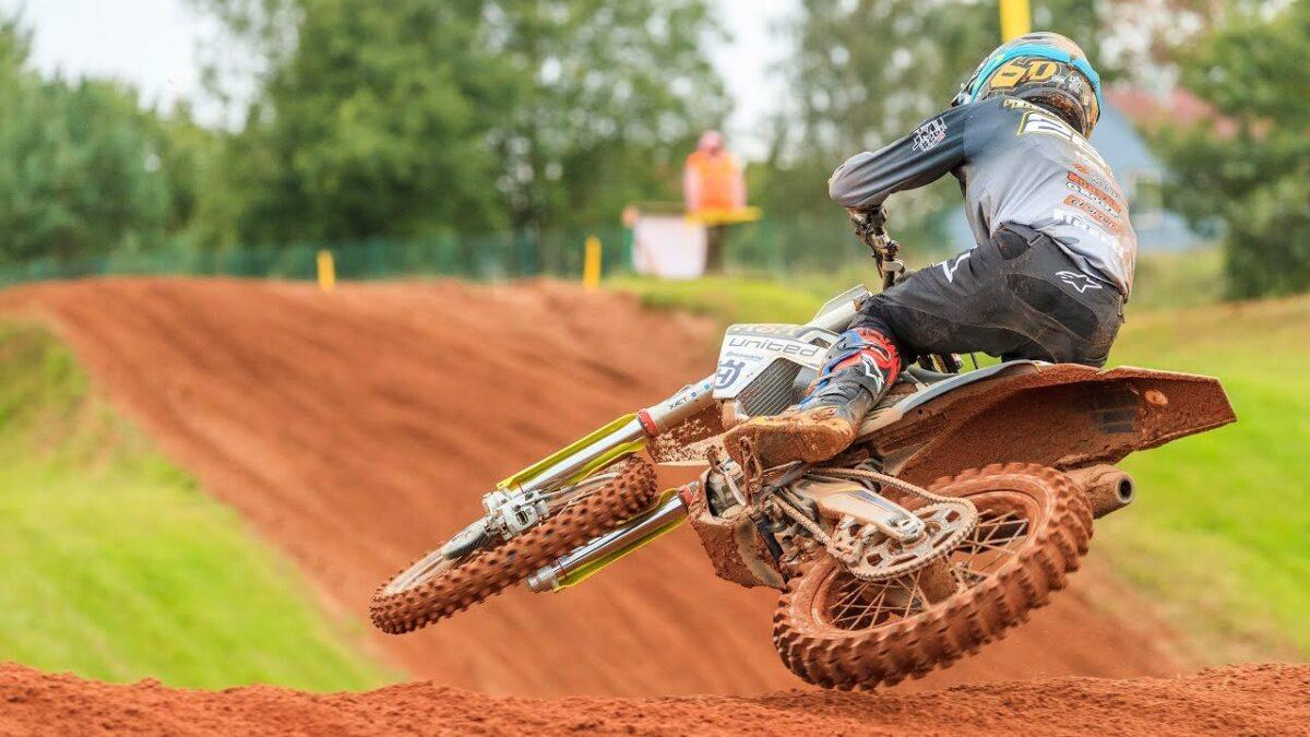Castrol motokrossi Eesti meister 2020 MX2 klassis, Jörgen Matthias Talviku