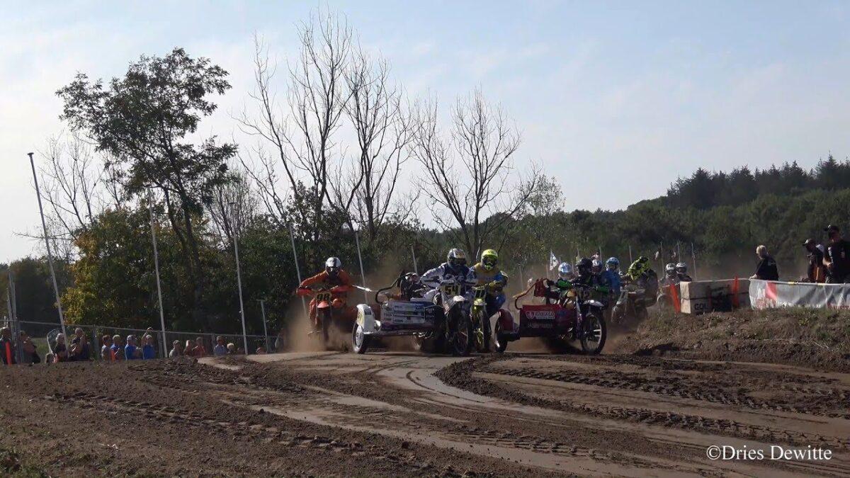 Hollandi külgvankrite motokrossi meistrivõistluste Oss-i etapp – Dries Dewitte