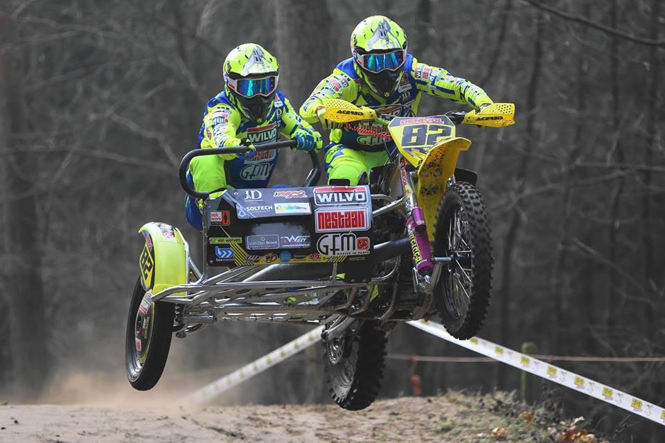 2020 Dutch Sidecarcross Championship calendar
