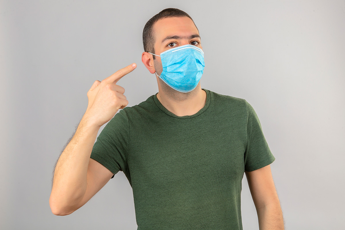 Motokrossi meistrivõistluste finaaletapil Langel on maskide kandmine kohustuslik