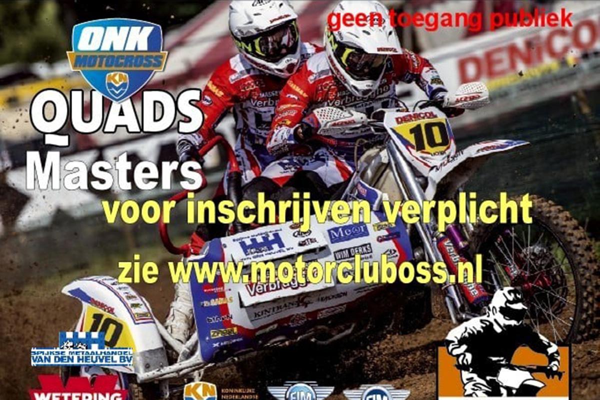 Hollandi külgvankrite motokrossi meistrivõistluste Oss-i etapi tulemused, pildid ja videod