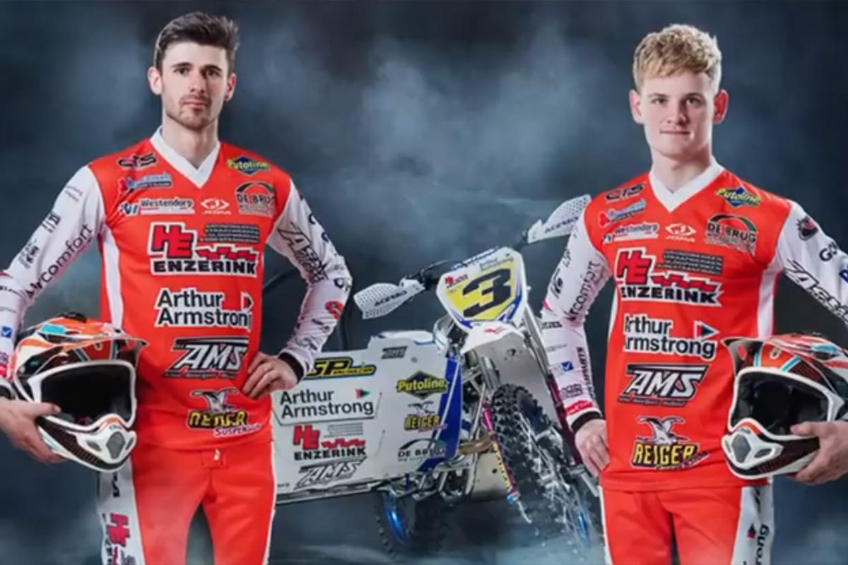Hermans/Janssens sõidavad koos ka 2021. aastal