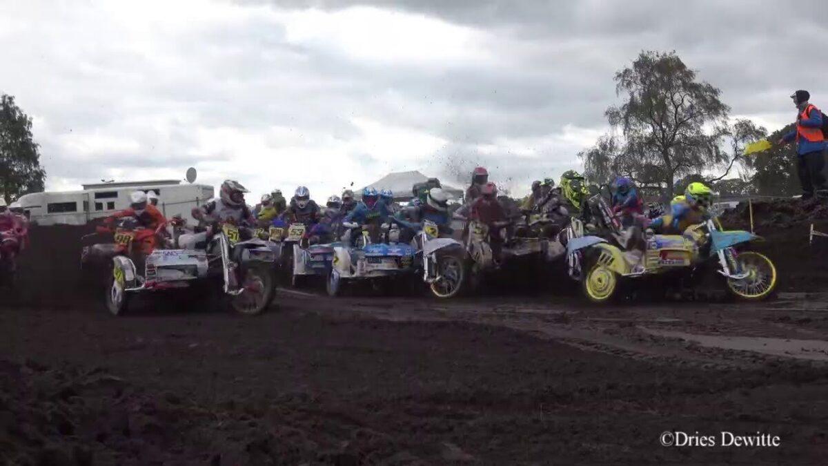 Hollandi külgvankrite motokrossi meistrivõistluste Varsseveldi