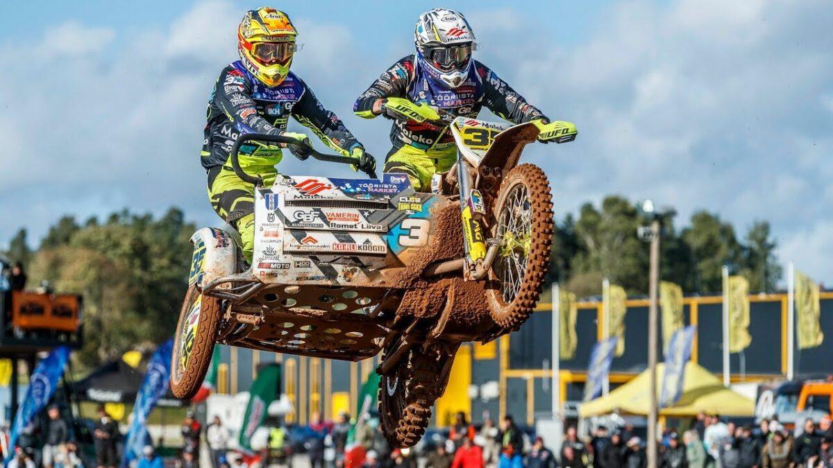Eesti Motokrossimeistrivõistlused 2020 – Gert Gordejev ja Kaspars Stupelis