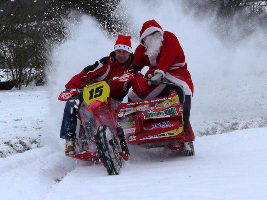 Häid jõule kõigile suurtele ja väikestele motospordisõpradele!
