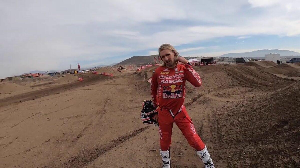 Justin Barcia hooajaeelne intervjuu – Racer X